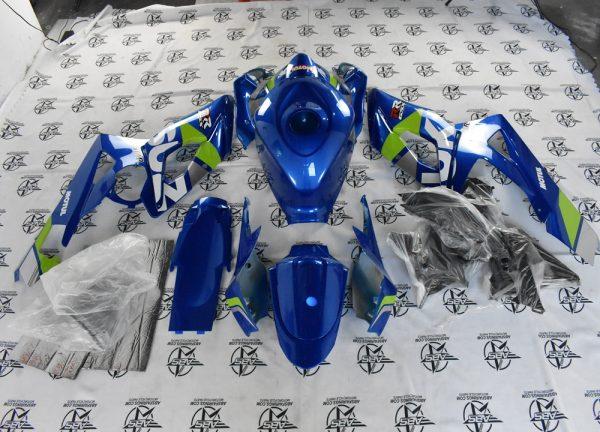 33336 Suzuki Racing Style - 2005 To 2006 GSXR 1000 Rear