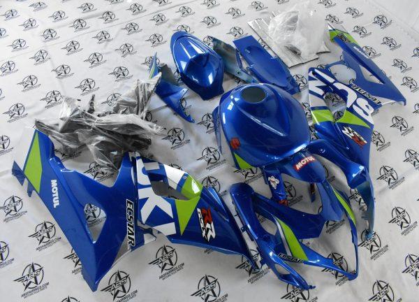33336 Suzuki Racing Style - 2005 To 2006 GSXR 1000 Right