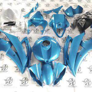 31106 Gloss Aqua - 2008 To 2016 R6 Front
